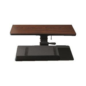 Keyboard tray Kit Right Hand Ideal rail 21''